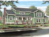 Traditional Craftsman Home Plan Traditional Craftsman Bungalow Cottage House Plan