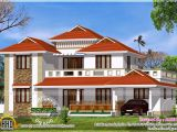Traditional Home House Plans Traditional Home with Modern Elements Kerala Home Design