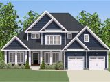 Traditional Home Plans Traditional House Plan with Wrap Around Porch 46293la