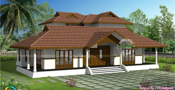 Traditional Home Plans with Photo Fresh Kerala Traditional House Plans with Photos Ideas