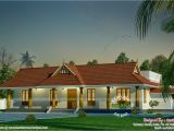 Traditional Home Plans with Photo Small Traditional Nallukettu House Kerala Home Design