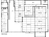 Traditional Japanese Home Floor Plan Japanese Floor Plans Go Back Gt Gallery for Gt Traditional