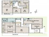 Traditional Japanese Home Floor Plan Japanese Home Floor Plan New Traditional Japanese House