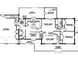 Traditional Log Home Floor Plan Eads Creek Traditional Log Home Plan 073d 0029 House