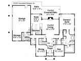 Traditional Log Home Floor Plan Traditional House Plans Fairbanks 30 648 associated