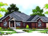 Traditional Ranch Style Home Plans Traditional Ranch Style Home Plan 89133ah