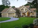 Traditional southern Home Plans Country Craftsman Styled Custom Home with 4516 Square Feet