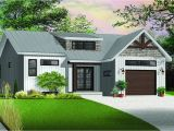 Transitional Home Plans 2 Bedrm 1283 Sq Ft Transitional House Plan 126 1845