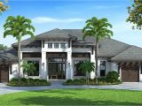 Transitional Home Plans Transitional West Indies Style House Plans by Weber Design