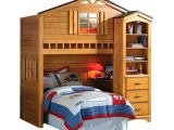 Tree House Bunk Bed Plans fort Bed Plans Pottery Barn fort Tree House Bed Building