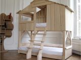 Tree House Bunk Bed Plans Kids Playhouse Beds From Mathy by Bols Loft Treehouse