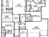 Trendmaker Homes Floor Plans Trendmaker Homes New Home Plan F821 Floor Plans
