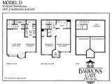 Tri Level Home Floor Plans Woodbridge 2 Bedroom Apartment Floor Plans Baron 39 S Gate