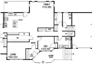 Tri Level Home Plans Contemporary Tri Level Home 7896ld 2nd Floor Master