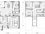 Tri Level Home Plans Designs Elevated House Floor Plans Architectural Designs
