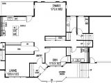 Tri Level Homes Plans Contemporary Tri Level Home 7896ld 2nd Floor Master