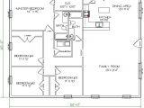 Tri Steel Home Plans Barndominium Floor Plans 40×60 Joy Studio Design Gallery