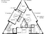Triangular House Floor Plans Triangle House Floor Plans Triangle Houses Pinterest
