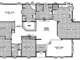 Triple Wide Manufactured Home Floor Plans Triple Wide Mobile Home Floor Plans Bestofhouse Net 27817