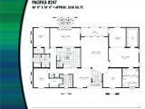 Triple Wide Manufactured Home Plans Houseplanse Triple Wide Mobile Home Floor Plans