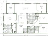 Triple Wide Manufactured Homes Floor Plans Mobile Home Floor Plans Triple Wide Mobile Homes Ideas