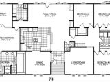 Triple Wide Manufactured Homes Floor Plans Triple Wide Mobile Homes Floor Plans 17 Photos