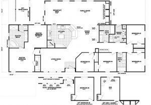 Triple Wide Mobile Homes Floor Plans Auburn 40 X 76 2480 Sqft Mobile Home Factory Select Homes