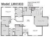 Triple Wide Mobile Homes Floor Plans Floor Plans Mobile Homes Triple Wide Bestofhouse Net
