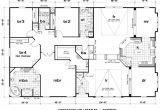 Triple Wide Mobile Homes Floor Plans Modular Triple Wide Home Floor Plans and Galleries Joy