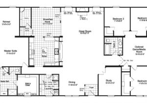 Triple Wide Mobile Homes Floor Plans Palm Harbor Modular Homes Floor Plans or Modular Floor