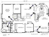 Triple Wide Mobile Homes Floor Plans Triple Wide Mobile Home Floor Plans Triple Wide