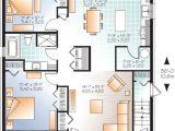 Triplex Home Plans Stylish Contemporary Triplex House Plan 22325dr