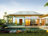 Tropical Home Design Plans Exterior Tropical Homes Design with Relaxing Ambiance