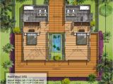 Tropical Home Design Plans Tropical House Plans with Modern Colors Decorating
