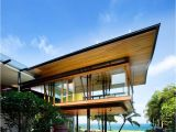 Tropical Homes Plans Environmentally Friendly Modern Tropical House In