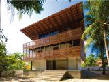 Tropical Homes Plans Tropical House Camarim Architects Archdaily