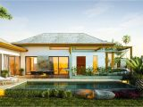 Tropical island Home Plans Alluring Tropical Home with Modern Design ifresh Design