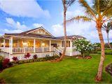 Tropical island Home Plans Hawaiian Plantation Style House Plans Tropical island