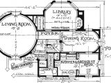 Tudor Home Floor Plans Architectural Designs