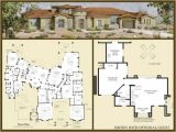 Tuscan Home Plans with Casita Love This Unusual Tuscan Home with Optional Casita D R