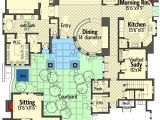 Tuscan Home Plans with Casita Tuscan Dream Home with Casita 54206hu Architectural