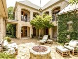 Tuscan Style Home Plan Outdoor Tuscan Style House Plans with Courtyard House