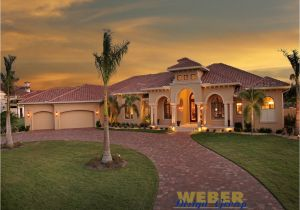 Tuscan Style Homes Plans Tuscan House Plan Villa Napoli House Plan Weber Design