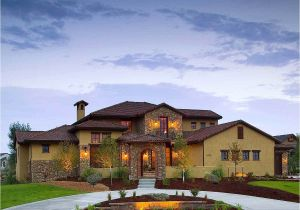 Tuscan Style Homes Plans Tuscan Plans Architectural Designs
