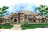 Tuscan Villa Home Plans Mediterranean House Plan Unique Tuscan Dream Home Floor Plan