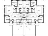 Twin Home Floor Plans Twin Home Floor Plans