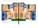 Twin Home Plans Exceptional Twin Home Plans 11 Modern 3 Bedroom House