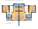 Twin Home Plans Modern Twin House Plans Of 1000 Sqft 3 Bedroom Home