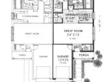 Twin Home Plans Twin Springs Ranch Duplex Plan 036d 0123 House Plans and