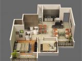 Two Bedroom Home Plans 2 Bedroom Apartment House Plans Futura Home Decorating
